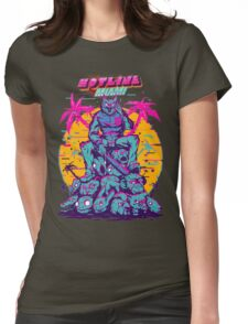 Hotline Miami Womens Fitted T-Shirt