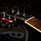 Martinez Guitar 003 by kevin chippindall