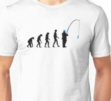 Evolution Fishing Unisex T-Shirt