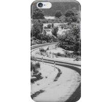 ~ Meander in the Snow ~ iPhone Case/Skin