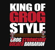 King of Grog Style - Critical Role Unisex T-Shirt
