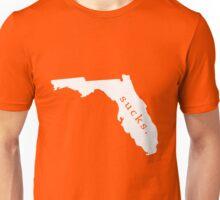 Florida sucks. Unisex T-Shirt