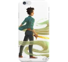 son of the sea god iPhone Case/Skin