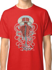 Space Jellyfish (Dr Seuss Inspired) Classic T-Shirt