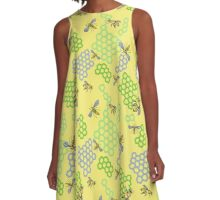 What's The BUzz? A-Line Dress