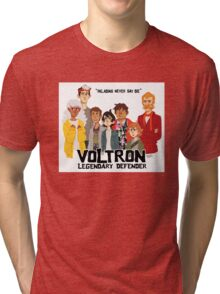 paladins never say die Tri-blend T-Shirt