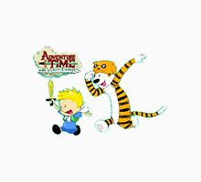 calvin and hobbes adventure time Unisex T-Shirt