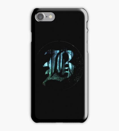 Beartooth - Logo FOREST iPhone Case/Skin