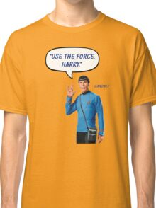 Use the force, Harry Classic T-Shirt