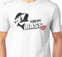 Kiss my bAss Unisex T-Shirt