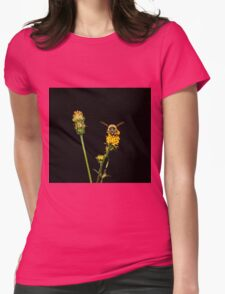 Industrious Womens Fitted T-Shirt