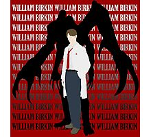 Willaim Birkin Resident Evil 2 Photographic Print