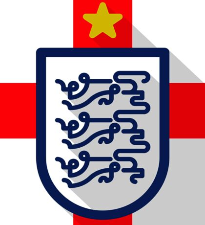 England B Sticker