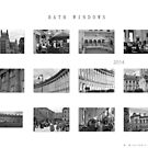 """ Bath Windows "" Special Edition Print  by Richard Couchman"