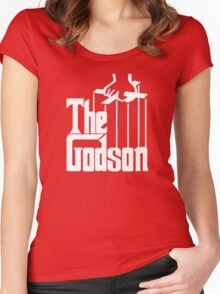 godson Women's Fitted Scoop T-Shirt