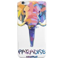 COLDPLAY - Paradise iPhone Case/Skin