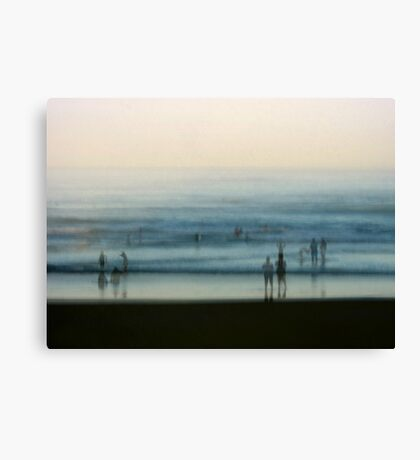 Seconds Canvas Print