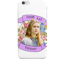 Kat Stratford iPhone Case/Skin