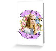 Kat Stratford Greeting Card