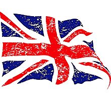 Union Jack B Photographic Print