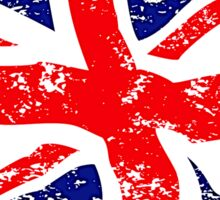 Union Jack B Sticker