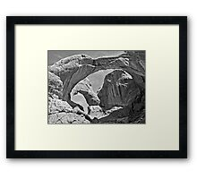 Arches within Arches Framed Print