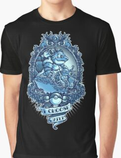I Choose water  Graphic T-Shirt