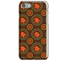 Lovely Fall Leaves iPhone Case/Skin