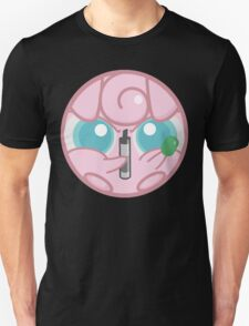 Jiggly Angry Circle Unisex T-Shirt