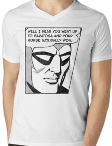 You Probably Think This Tee is About You. Mens V-Neck T-Shirt