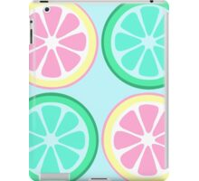 Citrus Slice iPad Case/Skin