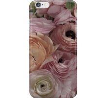 Flowers for Ellie - Pastel Pink iPhone Case/Skin
