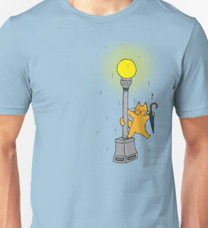 Singin' in the rain Unisex T-Shirt