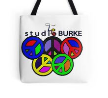 Olympics Studio Burke style!  Tote Bag