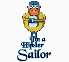 Hipster Sailor Unisex T-Shirt