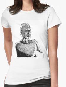 Roy Batty- Blade Runner - Dot Womens Fitted T-Shirt