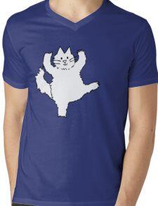 Ballet Mens V-Neck T-Shirt