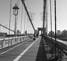 Brooklyn Bridge: Lines by Sohvi
