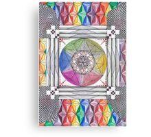 The Next Dimension  Canvas Print