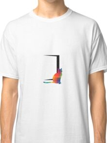 Lonely Cat Classic T-Shirt