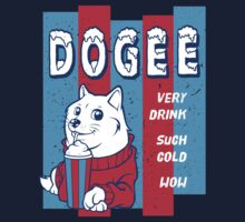 DOGEE - VERY DRINK, SUCH COLD, WOW Baby Tee