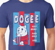 DOGEE - VERY DRINK, SUCH COLD, WOW Unisex T-Shirt