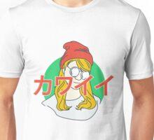 kawaii pop girl Unisex T-Shirt