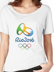 Rio 2016 Olympic Games Women's Relaxed Fit T-Shirt