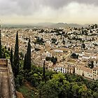 Granada - City Of My Dreams by TonyCrehan