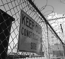 Keep Out by Sohvi