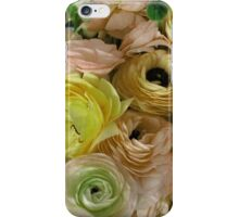 Flowers for Ellie - Bright Yellow iPhone Case/Skin