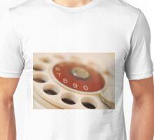 dial up Unisex T-Shirt