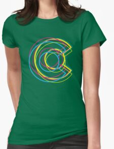 colorado panC Womens Fitted T-Shirt