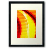 Abstract B Framed Print